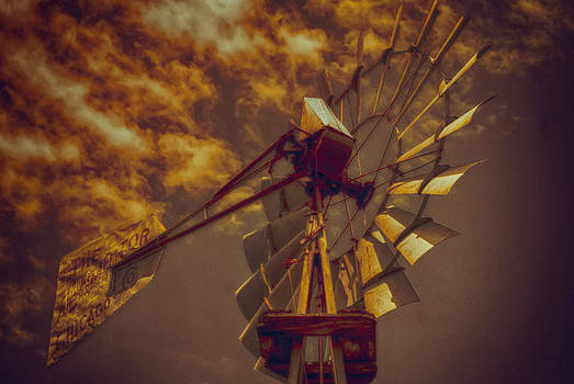WindMill by Kelly Rader