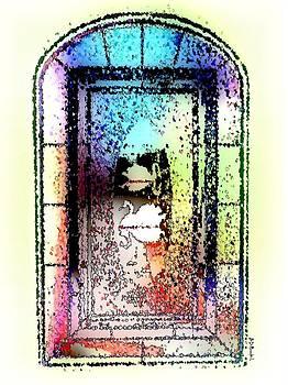 Window Encinitas California 2 by Brian D Meredith