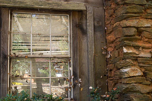 Window Forgotten by Kelly Rader