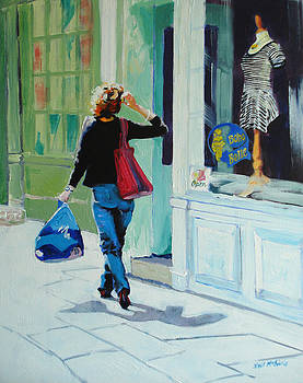 Neil McBride - Window Shopping