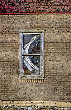 Window to the 50's by Barbara Cary