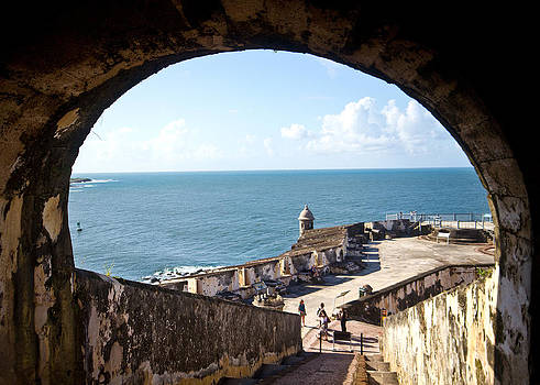 Window to the Atlantic  by Tim Fitzwater