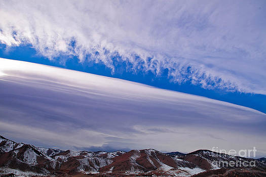 Windy Sky by Barbara Schultheis