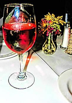 Anne Ferguson - Wine and Flowers