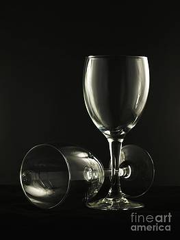Wine Glasses by Alfredo Rodriguez