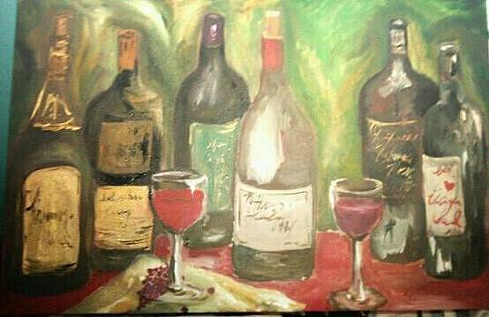 Wine  by Lindsey Jackson
