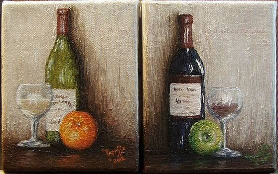 Wine Mini's by Kathie Papasso