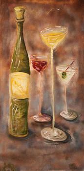 Wine or Martini? by Chuck Gebhardt