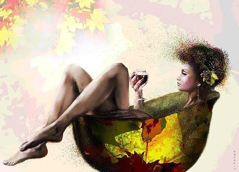 Dreja Novak - Wine Queen
