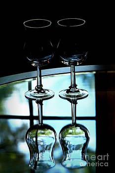 Wine Reflections by LillyAnn Venturino
