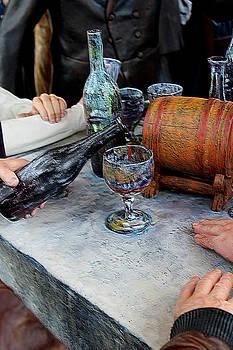 Wineglass by Bob Whitt