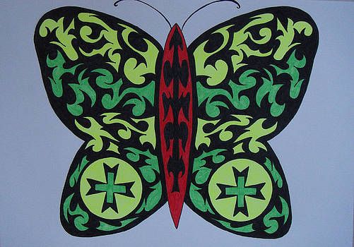 Wings Of Joy by Raiyan Talkhani