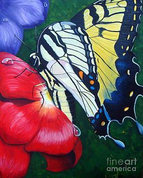 Wings of Love by Art Hill Studios