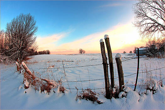 Winter 1 by Fuad Azmat