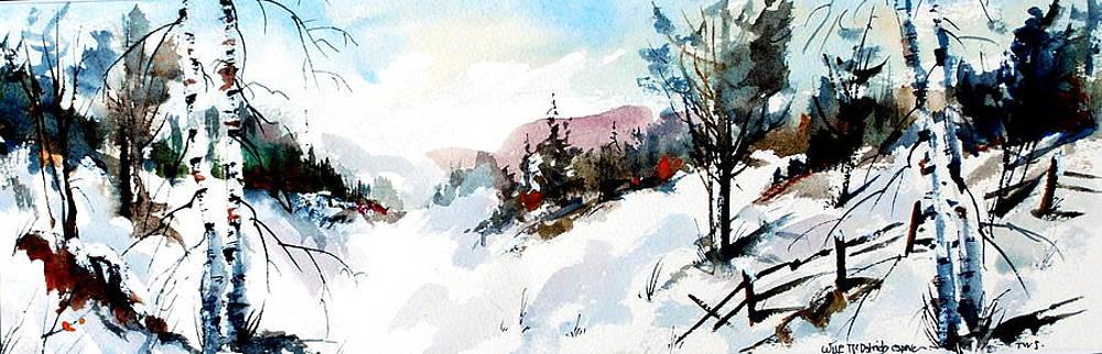 Winter Blanket Mulmur by Wilfred McOstrich