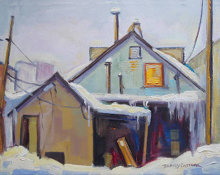 Winter House by Brandy Cattoor
