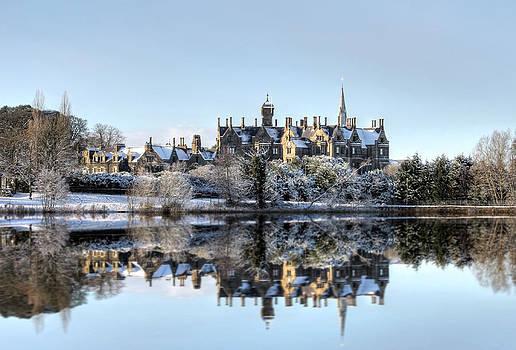 Winter in Lurgan by David McFarland