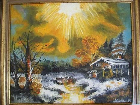Winter by Larisa M
