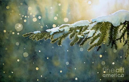 Winter magic by Marisa Gabetta