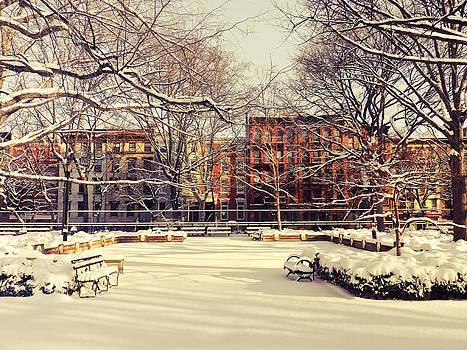 Winter - New York City by Vivienne Gucwa