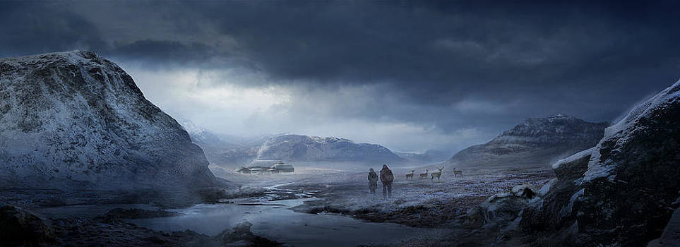Winter by Philip Straub