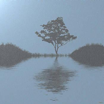 Winter Rain by Robert Matson