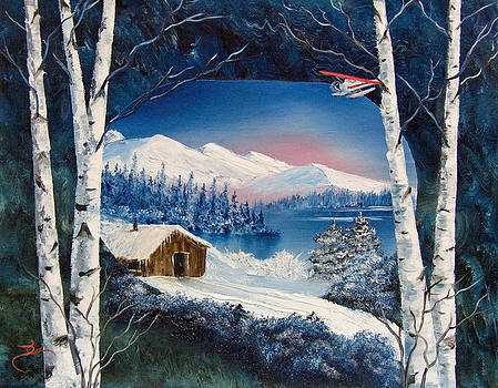 Dee Carpenter - Winter Retreat