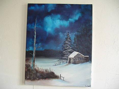 Winter Safehouse by Thomas Hostvedt