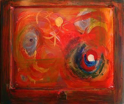 Tonya Schultz - Winter Window