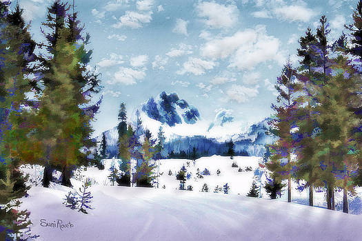Winter Wonderland by Suni Roveto