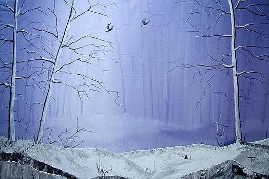 Winter Wonderland by Trudy Kepke