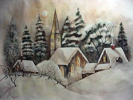 Winter Worship by Cristy Crites