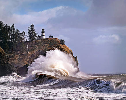 Jeanette Mahoney - Cape Disappointment Winter