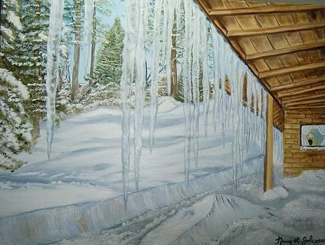 Winters Grace by Nancy L Jolicoeur