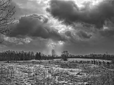 Alan Norsworthy - Winters Icy Grip