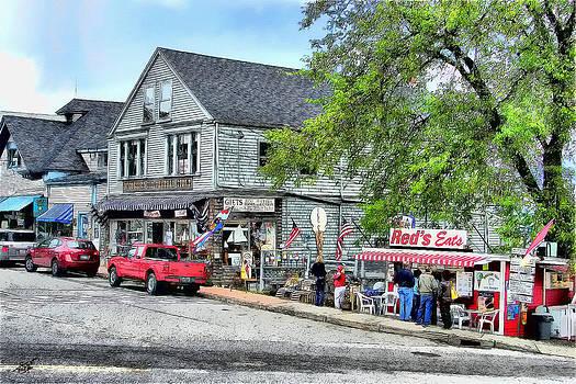 Wiscasset Old General Store by Tom Schmidt