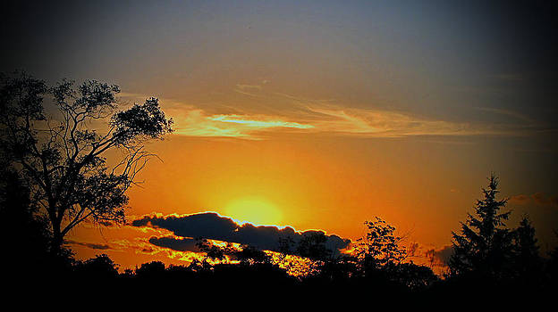 Ms Judi - Wisconsin Sunset