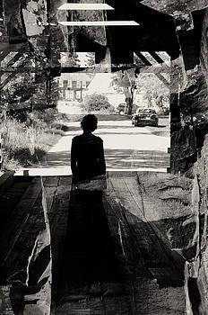 Within a Covered Bridge by Joseph Duba
