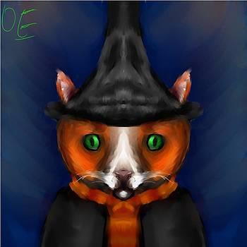 Wizarding Pussy Cat by Dakota Eichenberg