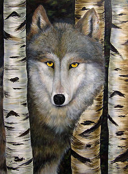 Dee Carpenter - Wolf Beauty