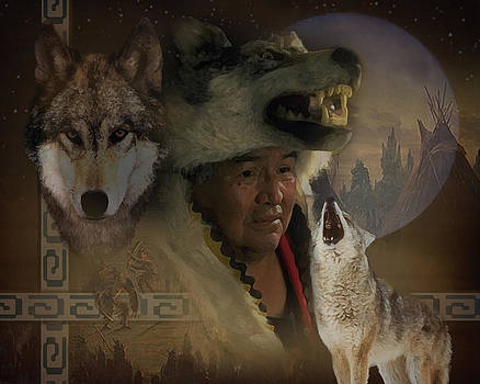 Terry Eve Tanner - Wolf Moon Rising