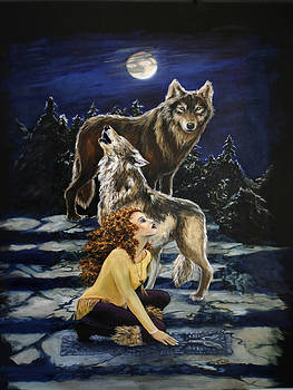 Wolf Song by Ann Beeching