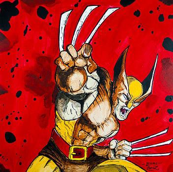 Wolverine by Chris  Leon