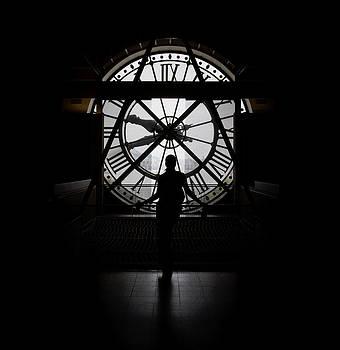 RicharD Murphy - Woman Behind Time