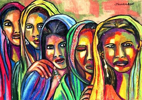 Women by Juanita Mulder