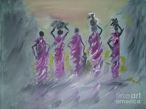 Women by Nixon Mwangi