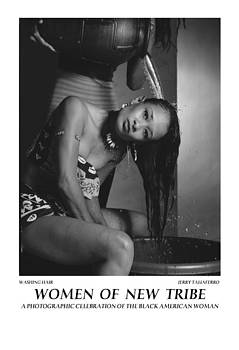 Jerry Taliaferro - Women Of A New Tribe - Washing Hair