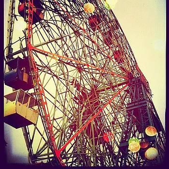 Wonder Wheel by Fireblue Venus