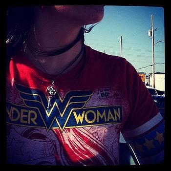 Wonder Woman by Rachael Sansing