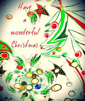 Wonderful Christmas by Jan Steadman-Jackson